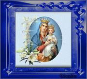 Algumas imagens religiosas