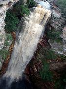 Cachoeira no Buracão. - Ibicoara -  Chapada Diamantina