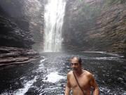 Cachoeira do buracão. Ibicoara. Chapada Diamantina