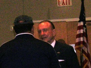 Arlen Specter and concerned Centre County citizen