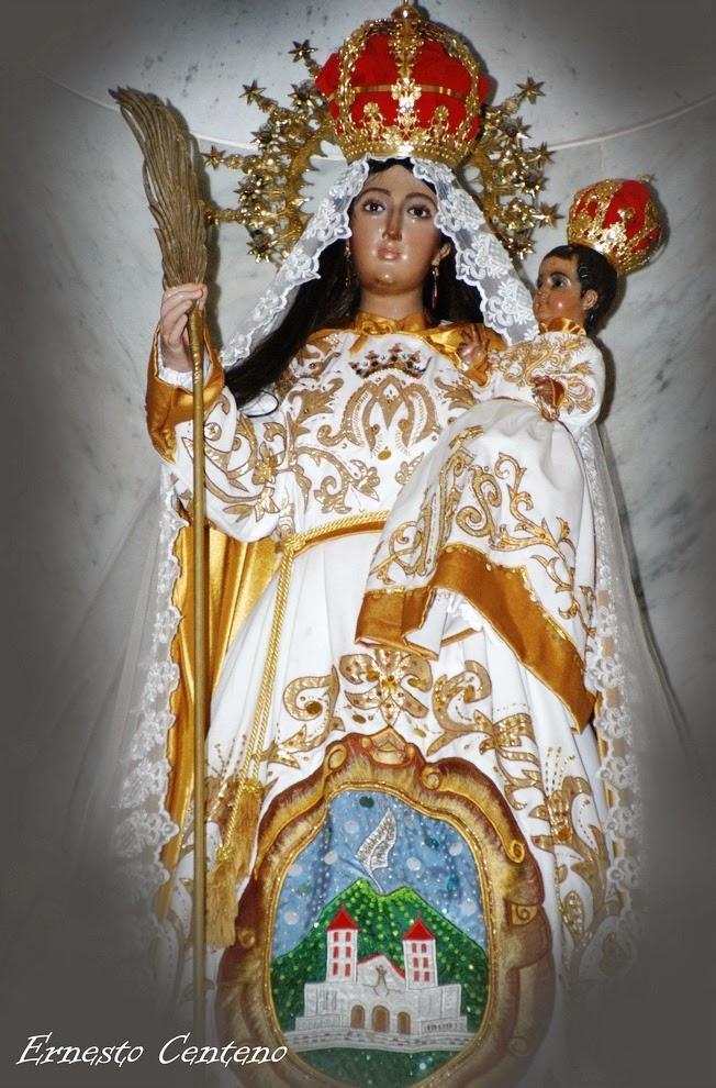 Nuestra Señora de la Paz patrona de El Salvador