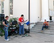 Serious Intentions performs in Bellefonte