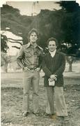 Herbert Daniel e Cláudio Mesquita