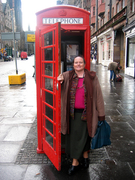 Phone Booth in UK