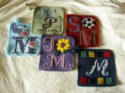 My Initial Squares