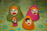 Matryoshka (Russian Nesting Dolls)