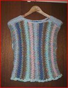 Crochet Slipover
