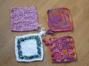 4 Squares, 3 patterns