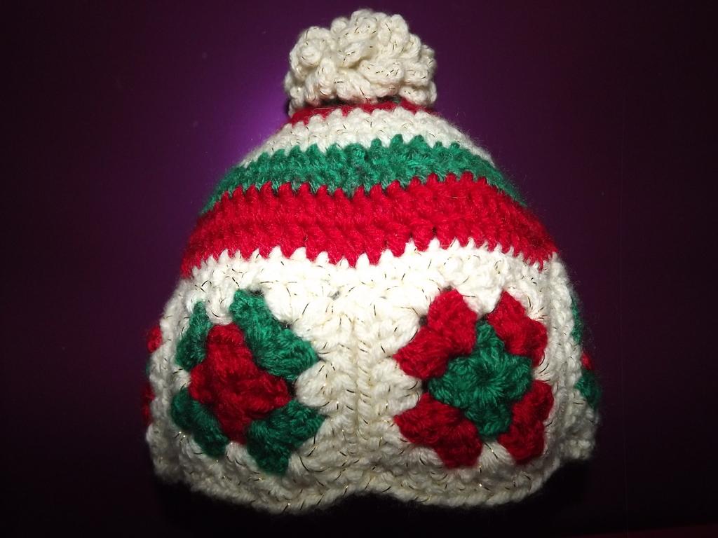 June 2013 Christmas Hat