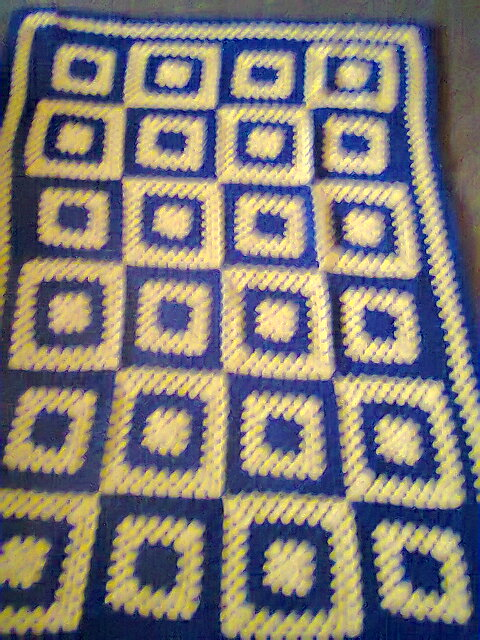 BLANKET TO MEMORY OF MY DAD