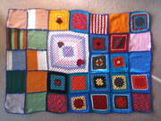 Taroona Sippers and Purlers First joined blanket