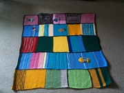 Taroona Sippers and Purlers - Blanket No.6 almost