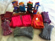 Cash for KAS mittens for the CWA shop