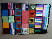 Taroona Sippers and Purlers Blanket No.8