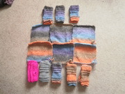 Hand warmers & Squares