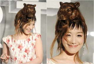 Weird and outrageous Hair do's