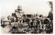 10 Famous Haunted houses