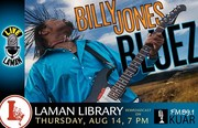 Layman Library show poster