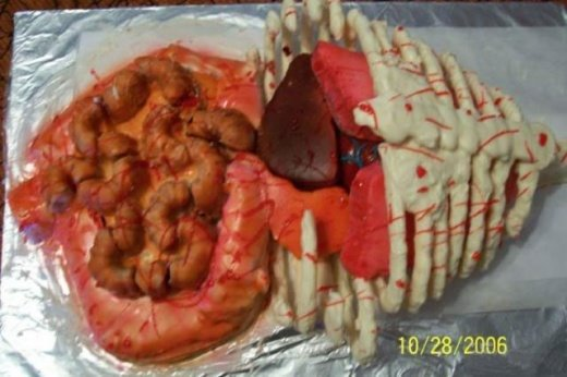 Would you eat this cake?
