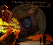 To be that Peaceful Warrior