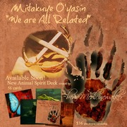 "Mitakuye O'yasin ""We Are All Related"" Spiritual Deck"