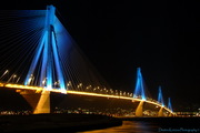 Under the bridge.....