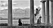 Corfu town – Greece in b/w ( 12)