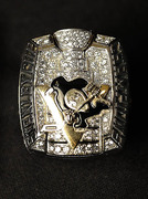 Stanley Cup Championship Ring 2009