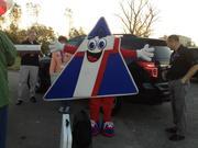 Thorntons Mascot CHAMP!