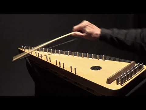 """MARCH OF ST. TIMOTHY"" - Bowed Psaltery"