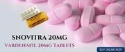 Vardenafil 20mg Dosage