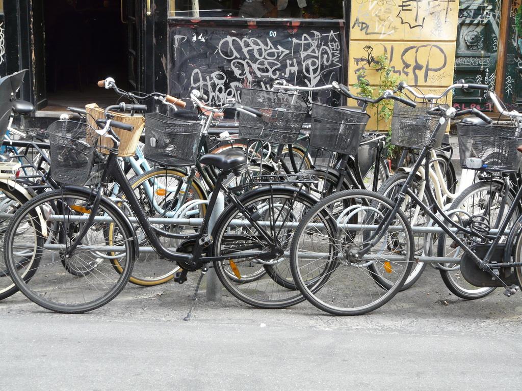 J'ai un p'tit vélo...