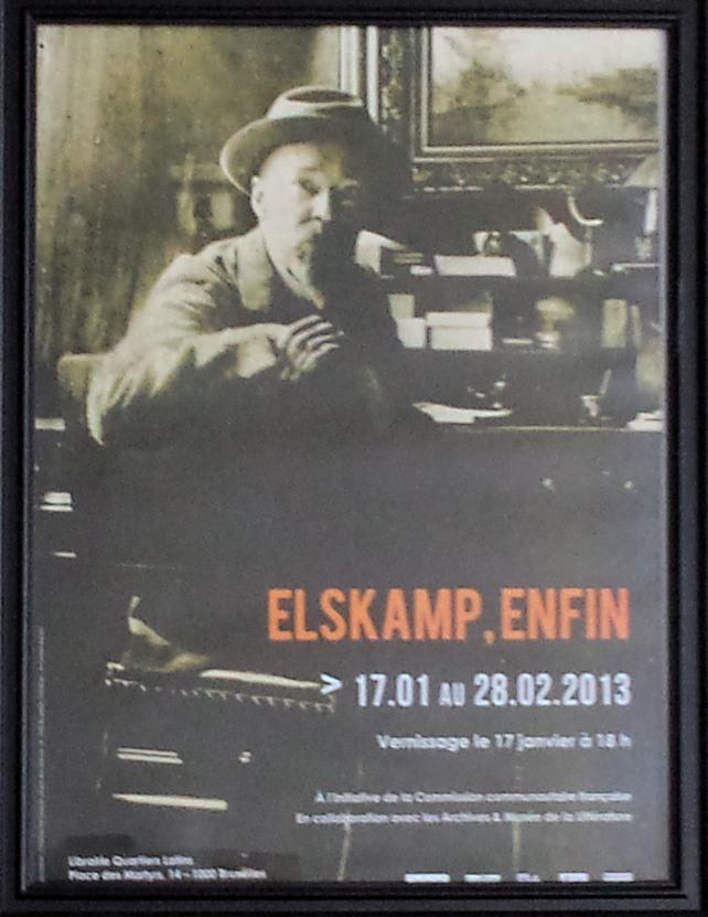 Elskamp, enfin