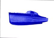 Ruffbåt från Sjöexpress på Lidingö