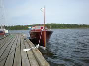 Libra,Sjösättningen