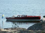 Klassiska Svenska Båtar – M/Y Hwila