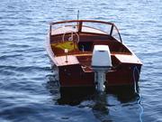 Mahognybåten