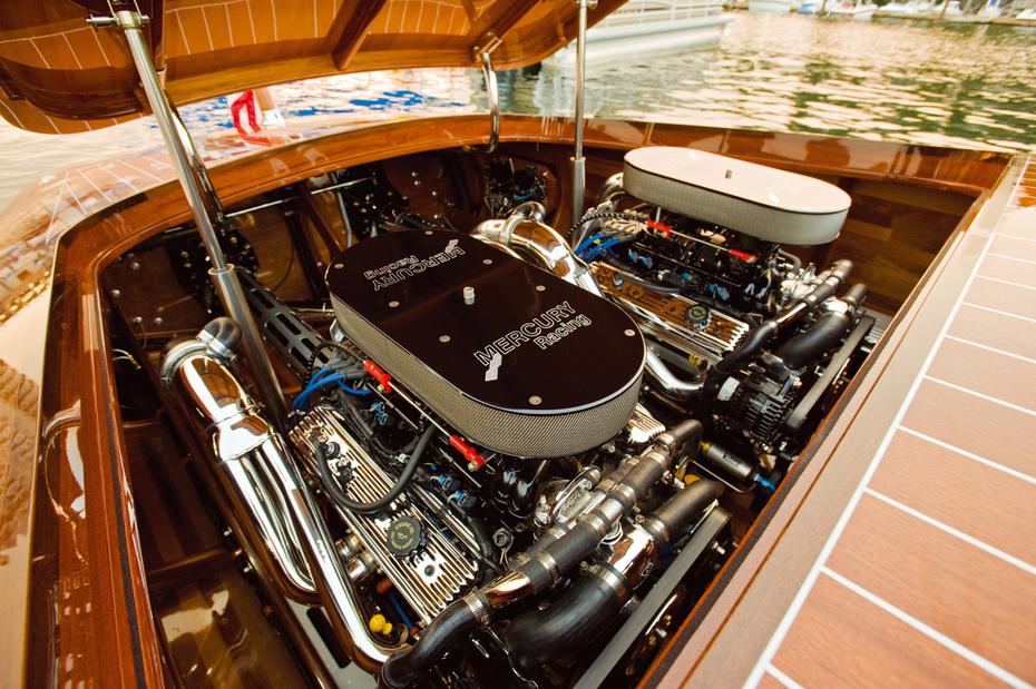 custom träbåt