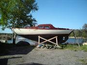 Nybliven segelbåts ägare