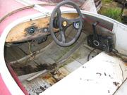 Aluminiumbåten hämtas i Sälen.....2011-07-01 007