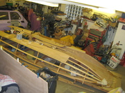 Del 8 Styrbordssida Epoxy strykning + Limning 2011-11-27