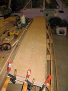 Del 9 Styrbordssida Epoxylimning + skruvning  2011-12-02