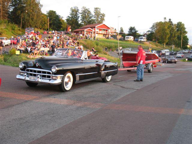 Classic car week 2011
