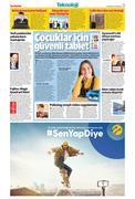 Yeni Safak Technology Page - 15062019