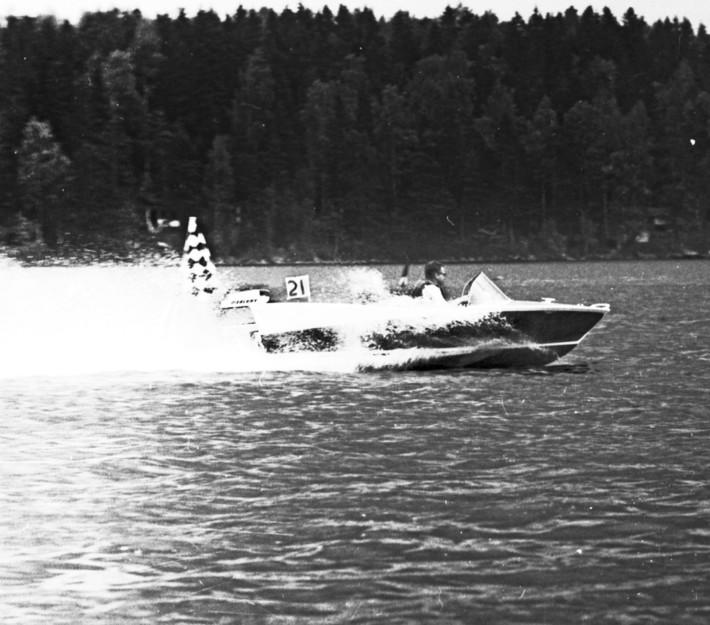 Min båt 1961