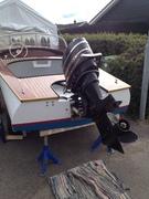 Montering av motor
