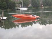 Gilbert i sjön