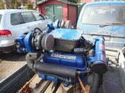 Ford 351 twin turbo