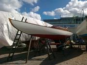 Sjösättning 1 maj kl 10 :-)