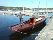 SK55 Thalatta sjösätts 15 maj 2013